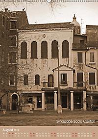 Das Ghetto Venedigs (Wandkalender 2019 DIN A2 hoch) - Produktdetailbild 8