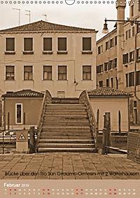 Das Ghetto Venedigs (Wandkalender 2019 DIN A3 hoch) - Produktdetailbild 2