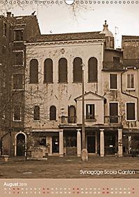Das Ghetto Venedigs (Wandkalender 2019 DIN A3 hoch) - Produktdetailbild 8
