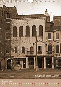 Das Ghetto Venedigs (Wandkalender 2019 DIN A4 hoch) - Produktdetailbild 8