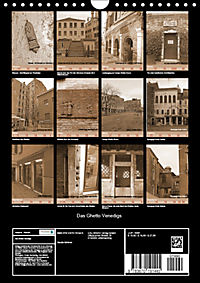 Das Ghetto Venedigs (Wandkalender 2019 DIN A4 hoch) - Produktdetailbild 13