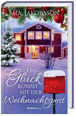 Das Glück kommt mit der Weihnachtspost, Mia Jakobsson