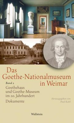 Das Goethe-Nationalmuseum in Weimar