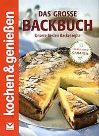 Das große Backbuch - Produktdetailbild 1