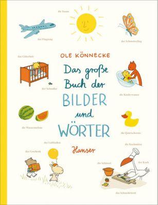 Das große Buch der Bilder und Wörter, Ole Könnecke
