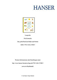 Das große Buch der Bilder und Wörter - Produktdetailbild 1