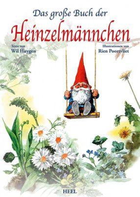 Das große Buch der Heinzelmännchen - Will Huygen |