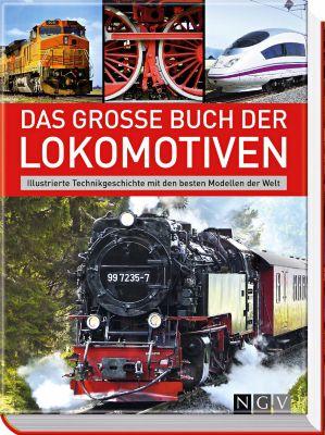 Das grosse Buch der Lokomotiven, Michael Dörflinger