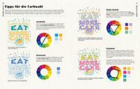 Das große Buch vom Handlettering mit Stift & Kreide - Produktdetailbild 7