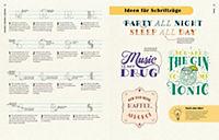 Das große Buch vom Handlettering mit Stift & Kreide - Produktdetailbild 5
