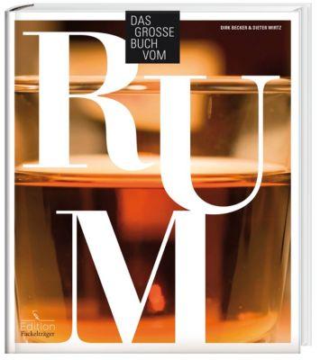 Das große Buch vom Rum, Dieter H. Wirtz, Dirk Becker