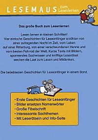 Das große Buch zum Lesenlernen - Produktdetailbild 1