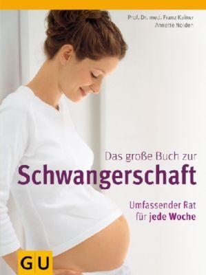 Das grosse Buch zur Schwangerschaft, Franz Kainer, Annette Nolden