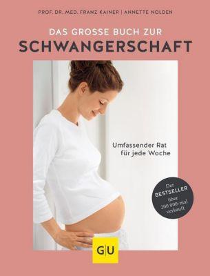 Das große Buch zur Schwangerschaft, Franz Kainer, Annette Nolden
