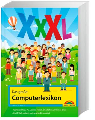 Das grosse Computerlexikon XXXL, Christian Immler