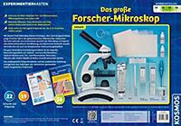 Das große Forscher-Mikroskop (Experimentierkasten) - Produktdetailbild 1