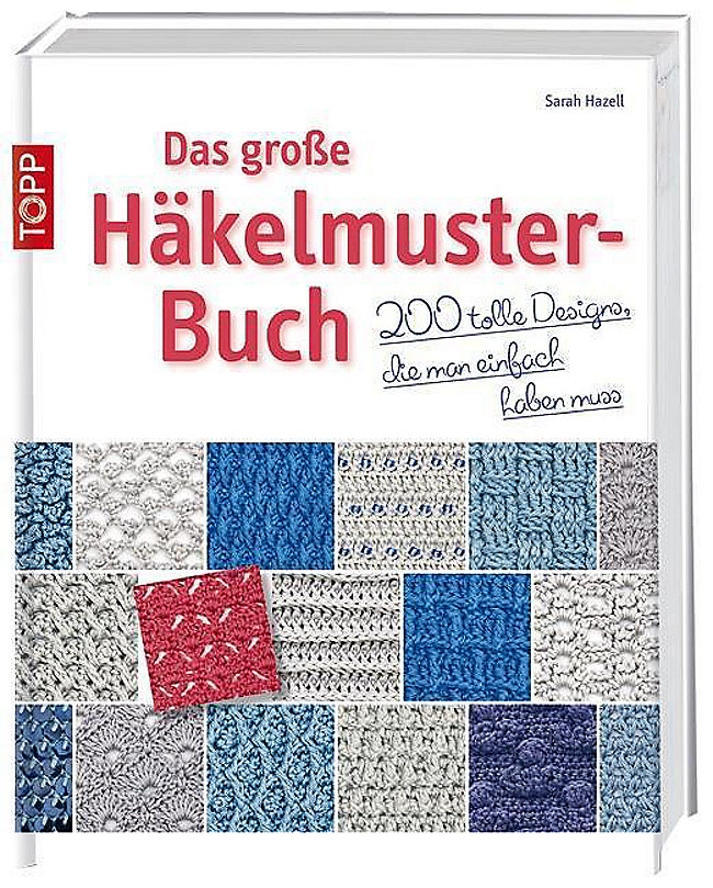 Das große Häkelmuster-Buch Buch portofrei bei Weltbild.de