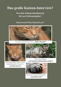 Das große Katzen-Interview! - Petra Ott  