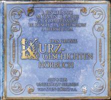Das große Kurzgeschichtenhörbuch, 8 Audio-CDs, Diverse Interpreten