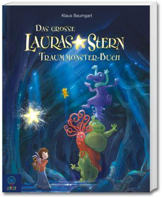 Das große Lauras-Stern-Traummonster-Buch, Klaus Baumgart, Cornelia Neudert