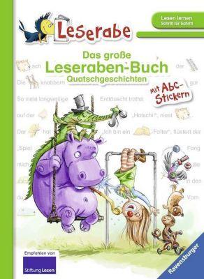 Das große Leseraben-Buch - Quatschgeschichten
