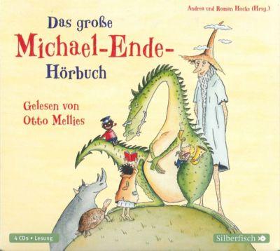 Das große Michael-Ende-Hörbuch, 4 Audio-CDs, Michael Ende