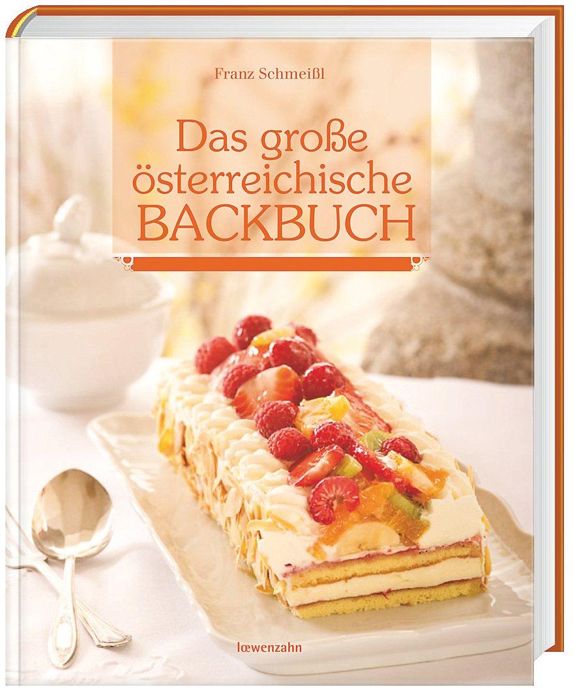 Traditionelle Weihnachtskekse österreich.Das Große österreichische Backbuch Buch Portofrei Bei Weltbild De