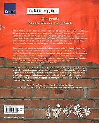 Das grosse Sarah Wiener Kochbuch - Produktdetailbild 2