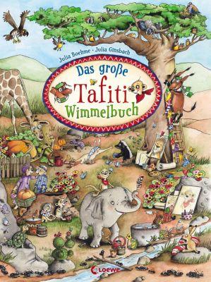 Das große Tafiti-Wimmelbuch, Julia Boehme