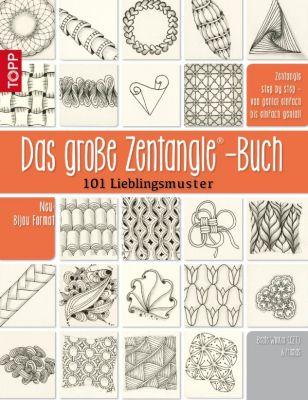 Das große Zentangle-Buch, Beate Winkler