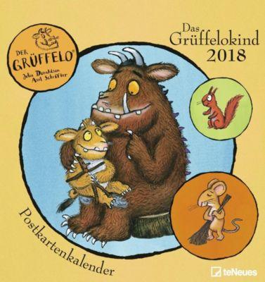 Das Grüffelokind 2018, Julia Donaldson, Axel Scheffler
