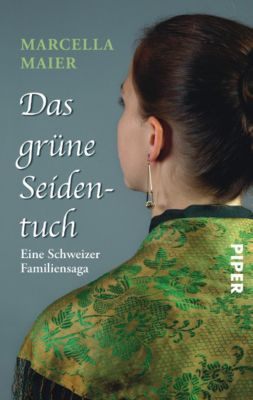 Das grüne Seidentuch, Marcella Maier