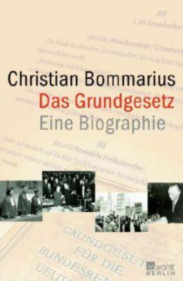 Das Grundgesetz, Christian Bommarius