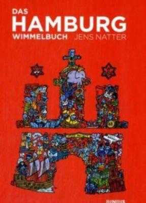Das Hamburg Wimmelbuch, Jens Natter
