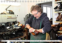 Das Handwerk der Schuhmacher (Tischkalender 2019 DIN A5 quer) - Produktdetailbild 9