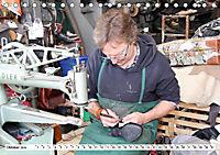 Das Handwerk der Schuhmacher (Tischkalender 2019 DIN A5 quer) - Produktdetailbild 12