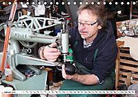 Das Handwerk der Schuhmacher (Tischkalender 2019 DIN A5 quer) - Produktdetailbild 1