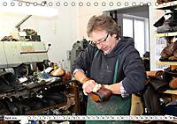 Das Handwerk der Schuhmacher (Tischkalender 2019 DIN A5 quer) - Produktdetailbild 4