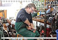 Das Handwerk der Schuhmacher (Tischkalender 2019 DIN A5 quer) - Produktdetailbild 8