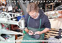 Das Handwerk der Schuhmacher (Tischkalender 2019 DIN A5 quer) - Produktdetailbild 10