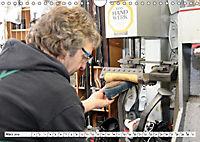 Das Handwerk der Schuhmacher (Wandkalender 2019 DIN A4 quer) - Produktdetailbild 4