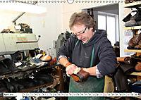 Das Handwerk der Schuhmacher (Wandkalender 2019 DIN A3 quer) - Produktdetailbild 4