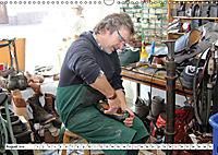 Das Handwerk der Schuhmacher (Wandkalender 2019 DIN A3 quer) - Produktdetailbild 8