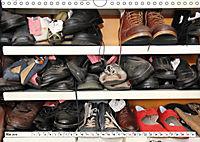 Das Handwerk der Schuhmacher (Wandkalender 2019 DIN A4 quer) - Produktdetailbild 5