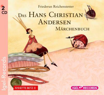 Das Hans Christian Andersen Märchenbuch, 2 Audio-CDs, Hans Christian Andersen