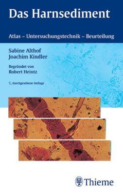 Das Harnsediment, Sabine Althof, Joachim Kindler