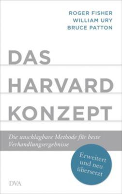 Das Harvard-Konzept, Roger Fisher, William Ury, Bruce Patton