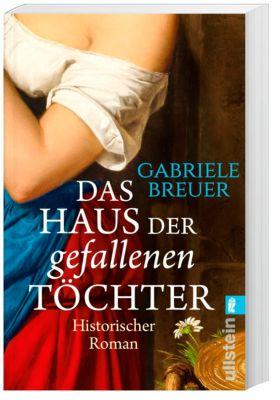 Das Haus der gefallenen Töchter - Gabriele Breuer |