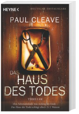 Das Haus des Todes, Paul Cleave