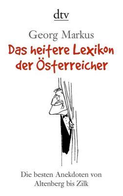 Das heitere Lexikon der Österreicher, Georg Markus